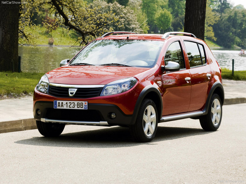 Towbar Dacia Sandero Stepway From 2009 To 2012