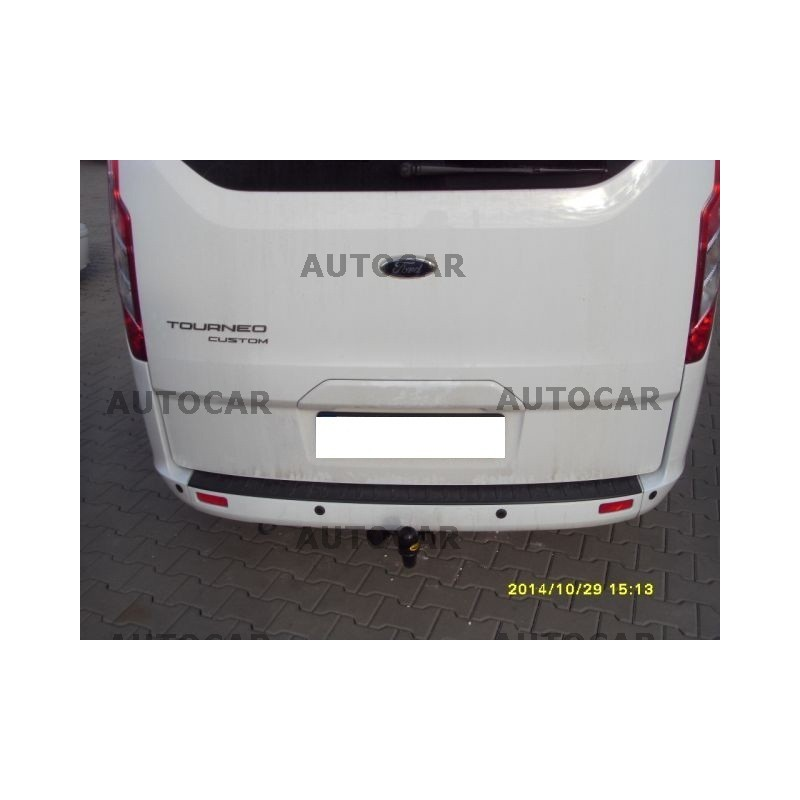 Automatic towbar Ford Tourneo Custom - from 06/2016