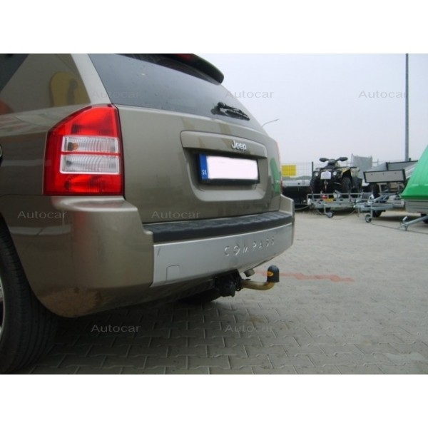 automatic towbar jeep compass