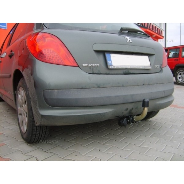 peugeot 307 towbar fitting instructions