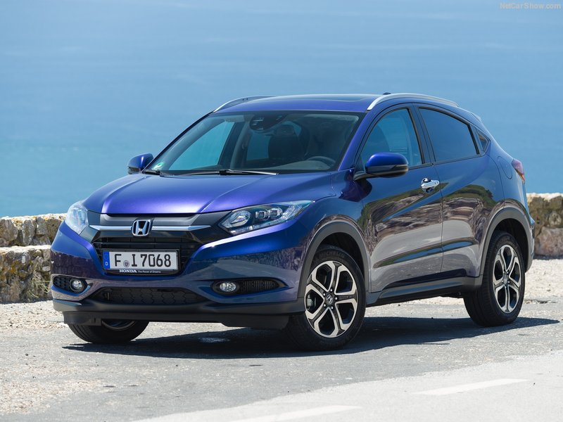 ORIS vertical AK41 towbar Honda HR-V - from 08/2015