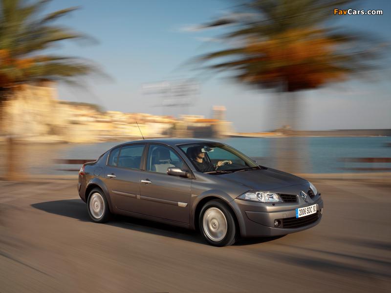 Towbar Renault Megane Ii 4 Door From 072003 To 2010