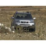 Towbar Nissan X-Trail (T30) - from 2001/09 to 2007/05