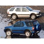 Towbar Opel Frontera - 4dr. - from 1991 to 1998