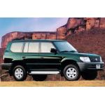 Towbar Toyota Land Cruiser (J90/J95) - 5dr. - from 1996 to 2002