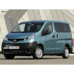BOSAL flange ball towbar Nissan NV200 (M20) - from 2009/11 to 2012