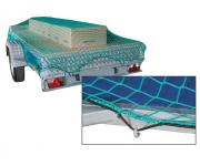 Protective devices for cargo for trailers
